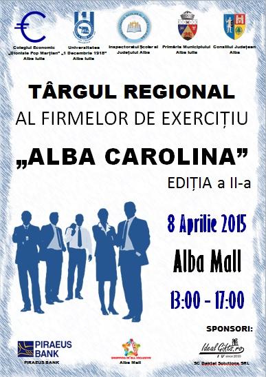 Targul Regional al Firmelor de Exercitiu Alba Carolina